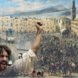 7 Luglio 1647, Masaniello è il Re di Napoli