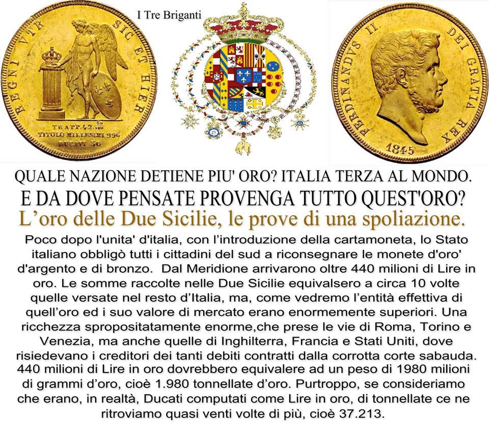 Oro Due Sicilie