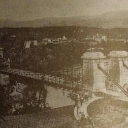 Ponte Borbonico sul fiume Calore