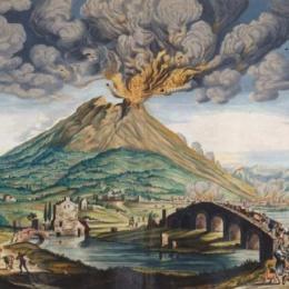 L'eruzione del Vesuvio sulle tracce del racconto di Plinio il Giovane