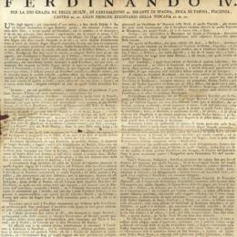 Documenti originali del Regno di Napoli