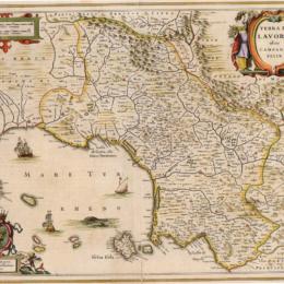 Quella Terra di Lavoro che una volta definiva la Campania Felix