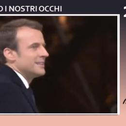 Chi c'è dietro Emmanuel Macron? Kadima ! En Marche! Avanti, March!