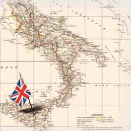 Nel 1860 gli inglesi controllavano la Sicilia, Garibaldi fu solo il loro obbediente galoppino