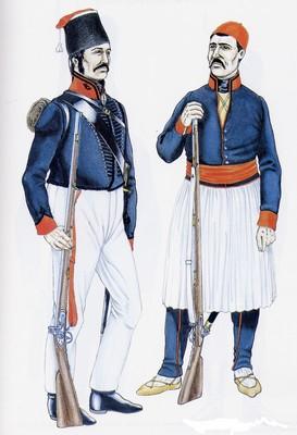 Cacciatori Albanesi dell'Esercito Napoletano