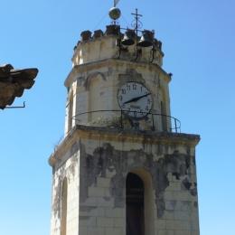 Sant'Angelo d'Alife 25 aprile 2017 Tony Napoletano tiene una lezione di Arte e storia