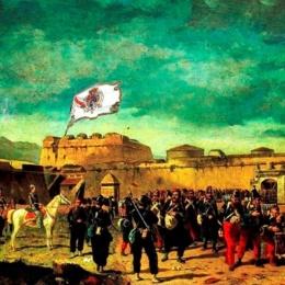 Diario storico del generale N.De Martino / Comunicato del Generale Fergola del 12 marzo 1861