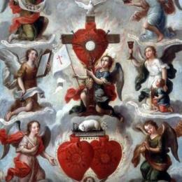 Corpus Domini, Solennità del corpo e sangue di Cristo