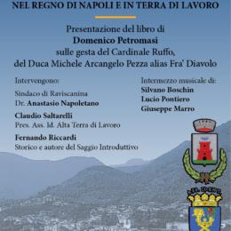 A Raviscanina Fernando Riccardi parla del 1799 nel Regno e in Terra di Lavoro