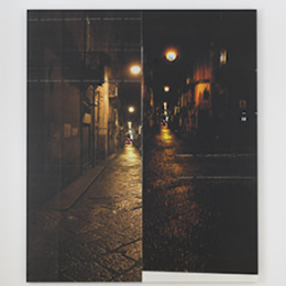 Un uomo, una mostra d'arte, un mondo. Wade Guitton commentato da Andrea Viliani