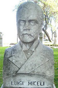 Luigi Miceli (immagine tratta da www.chieracostui.com)