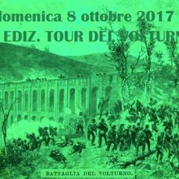 IL TOUR DEL VOLTURNO DOMENICA 8 OTTOBRE