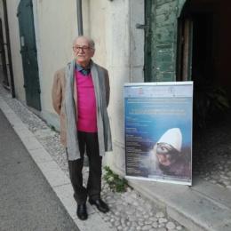 Il Prof. Domenico Scafoglio al Palazzo Ducale di Atina