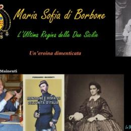 REGINA MARIA SOFIA DI BORBONE UNA EROINA DIMENTICATA (IV)