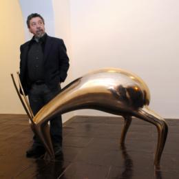 Valle Caudina/Rotondi illumina la notte d'arte e premia lo scultore Luigi Mainolfi