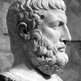 Parmenide, fondatore del pensiero occidentale
