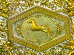 Il cavallo simbolo di Napoli, il Corsiero del Sole