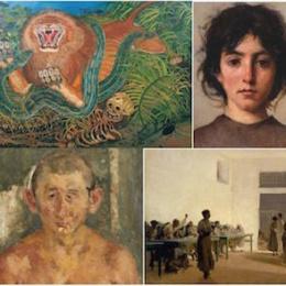 Il museo della follia. Da Goya a Maradona, a cura di Vittorio Sgarbi