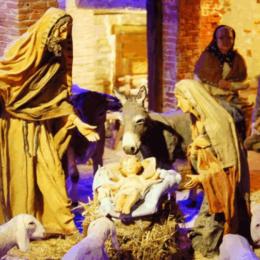 Il presepio, segno per eccellenza del Natale