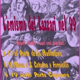 VINCENZO GULI' CI PARLA ANCORA DEL 1799 NELLA CAPITALE, NAPOLI