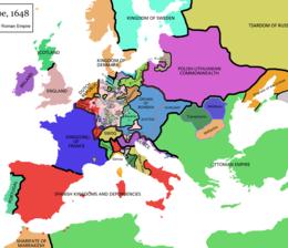 L'importanza della Pace di Westfalia (1648)