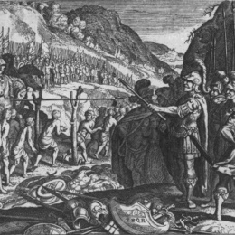 """Romani contro Sanniti, le Forche Caudine – Romans vs Samnites, the """"Caudine Forks"""""""