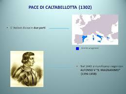 PACE DI CALTABELLOTTA, 1302