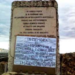 31 dicembre 1861: gli insorti Del Sambro e Caruso attaccano i Lancieri di Montebello