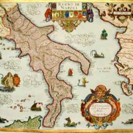Breve sintesi storica e situazione sociale ed economica delle Due Sicilie