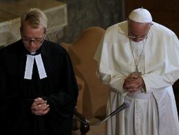 La riforma di Bergoglio l'ha già scritta Martin Lutero