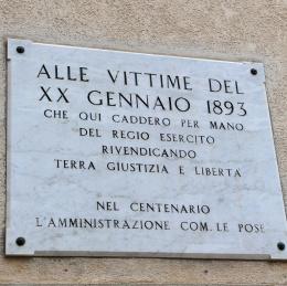 """La strage di Caltavuturo (Palermo). Di questo """"crimine di Stato"""" sui libri di storia non vi è traccia."""