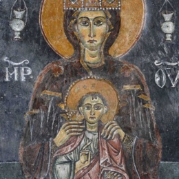 La chiesa rupestre di Santa Maria in grotta a Rongolise casale del Ducato di Sessa