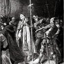 I vescovi carinolesi del periodo avignonese
