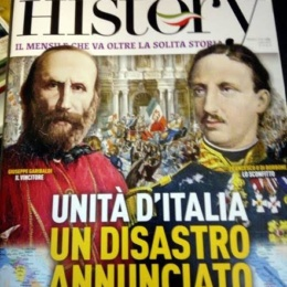 UNITÀ D'ITALIA UN DISASTRO ANNUNCIATO di Antonio Pulcrano