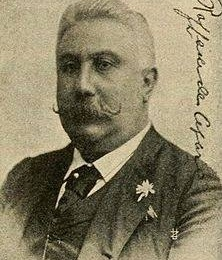 Raffaele De Cesare, Mezzo secolo di storia italiana (1861-1910)