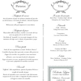 L'Archivio Storico presenta i suoi piatti borbonici: il menù
