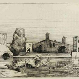 La Regia Strada delle Calabrie – Il Ponte della Maddalena