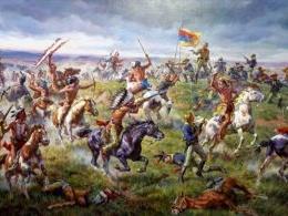 Custer, Toro Seduto, il carciofo del Vomero e Giovanni Martini