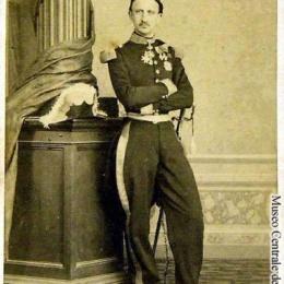 S.M. Francesco II, Re delle Due Sicilie