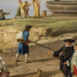 Lo sapevi che la prima guida turistica per stranieri era Napoletana?