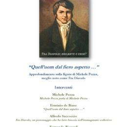 11 novembre 2018 Michele Pezza ricorda Michele Pezza alias Fra' Diavolo
