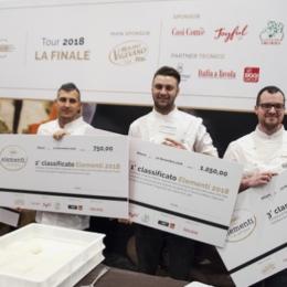 Il giovane casertano Mario Verdicchio premiato come miglior pizzaiolo professionista d'Italia