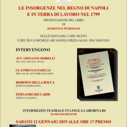 IL CARD. RUFFO E IL 1799 A PIGNATARO MAGGIORE, I RELATORI