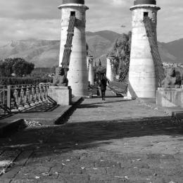 "Ponte Real Ferdinando protagonista di ""Sapiens"" sulla Rai"