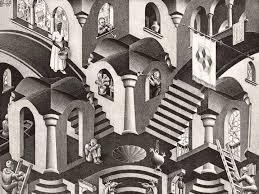 Al Pan boom di visitatori per l'esposizione delle opere di Escher. Quell'olandese che espresse con ironia la sua visione del mondo