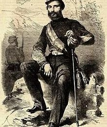 BRIGANTI e GARIBALDINI SORA CAPOLUOGO 1900
