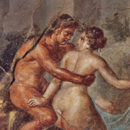 Petronio, il Vangelo spunta a Roma come parodia