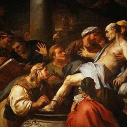 C'ERA UNA VOLTA…A BAIA, Lucio Annèo Seneca…