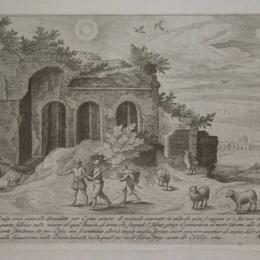 C'ERA UNA VOLTA…BAULI: La Villa Marittima di Quinto Ortensio Ortalo