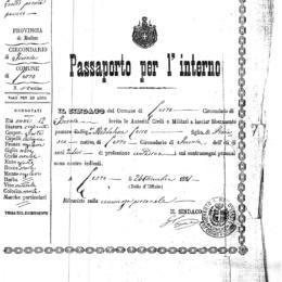 Emigrazione e tratta minorile in Basilicata nella seconda metà dell'Ottocento